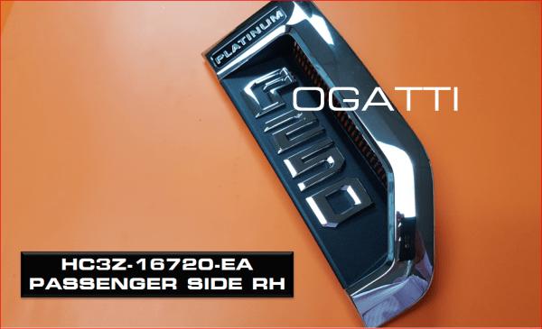 Brand New OEM NAME PLATE HC3Z-16720-EA |16720|