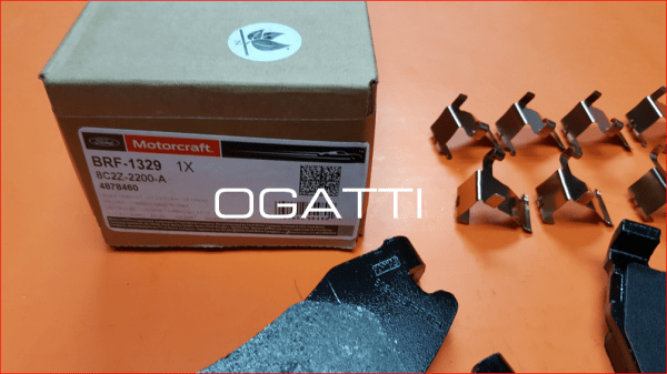 Brand New OEM KIT – BRAKE LINING 8C2Z-2200-A |2200|