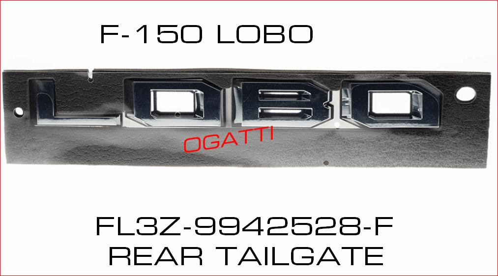 Brand New OEM NAME PLATE FL3Z-9942528-F |9942528|