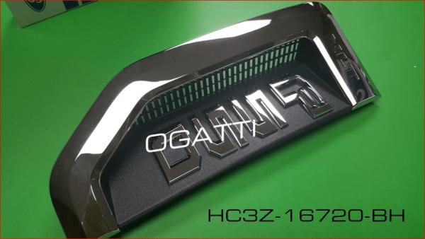 Brand New OEM NAME PLATE HC3Z-16720-BH |16720|