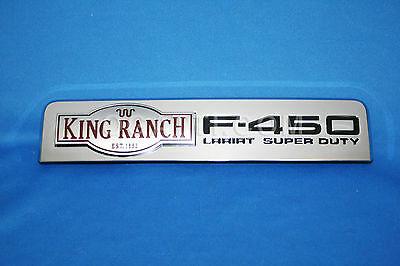 Brand New OEM NAME PLATE 8C3Z-16720-S |16720|