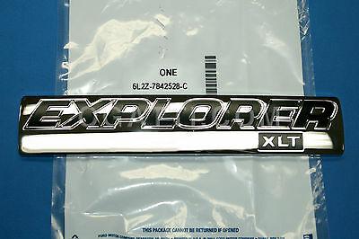 Brand New OEM NAME PLATE 6L2Z-7842528-C |7842528|