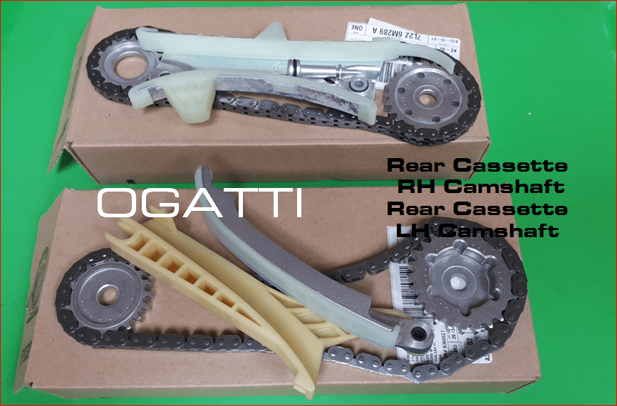 Brand New OEM CASSETTE – TIMING CHAIN 7L2Z-6M289-A  6M289 