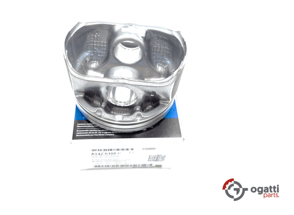 Brand New OEM PISTON KIT ONLY STD 3.5L DOHC VCT, 6 Pieces, Engine PISTONS (OG-60-3.5L-6-1)
