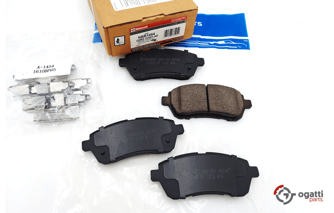 Brand New OEM Genuine Front Brake Pads Fiesta 2013-2019 KIT – BRAKE LINING G2MZ-2V001-AE |2V001|NBR-1454