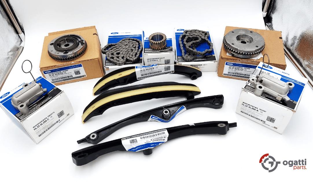 Brand New OEM Timing Chain  Kit 3.5L DOHC TURBO, 11 Pieces, Engine Repair Kit (OG-60-3.5LT-11-1)