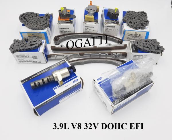 Brand New OEM Timing Chain Kit 3.9L 32V DOHC, 13 Pieces, Engine Repair Kit (OG-60-3.9L-13-1)