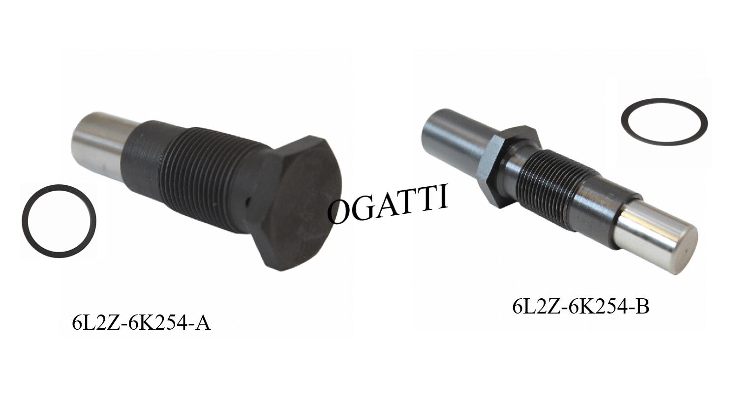 BRAND NEW OEM TENSIONER AND SHIM CASSETTE KIT RH-LH 4.0L, 2 PIECES ENGINE REPAIR KIT (OG-60-4.0L-2-2)