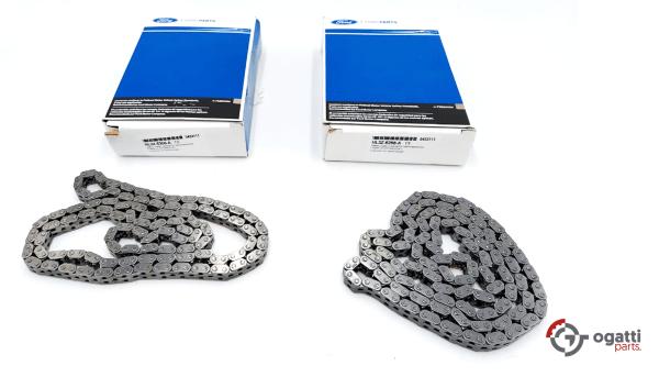 Brand New OEM Timing Chain  Kit 3.5L DOHC TURBO, 2 Pieces, Engine Repair Kit (OG-60-3.5LT-2-1)