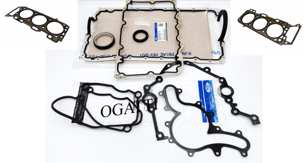 Brand New OEM Timing Chain 4.0L, 27 Pieces Engine Repair Kit (OG-60-4.0L-27-1)
