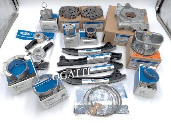 Brand New OEM Timing Chain Kit pistons Grade 1 for 6.2L V8 2V DOHC, 49 Pieces, Engine Repair Kit (OG-60-6.2L-49-1)