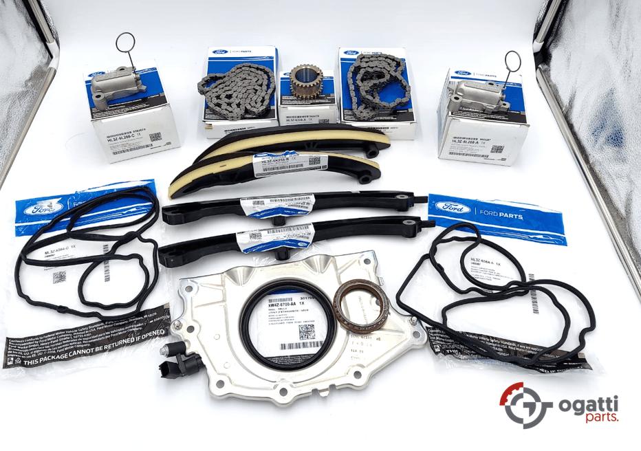 Brand New OEM Timing Chain  Kit 3.5L DOHC TURBO, 13 Pieces, Engine Repair Kit (OG-60-3.5LT-13-2)