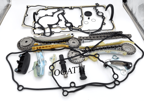 Brand New OEM Timing Chain 4.0L, 21 Pieces Engine Repair Kit (OG-60-4.0L-21-1)