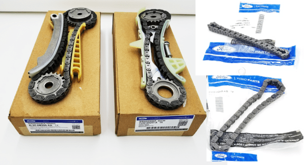 Brand New OEM Chains and Cassettes Timing Chain 4.0L, 4 Pieces Engine Repair Kit (OG-60-4.0L-4-8)