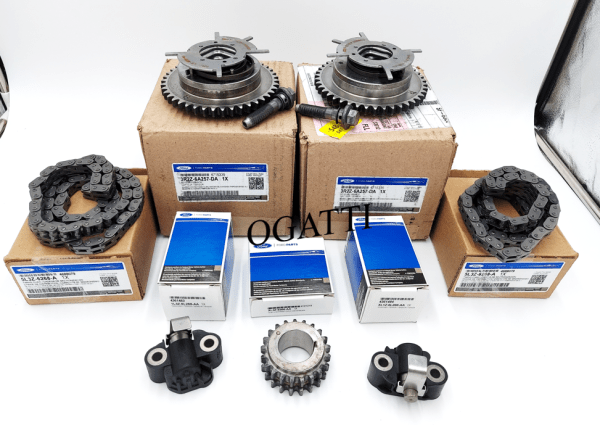 Brand New OEM Timing Chain 4.6L, 7 Pieces Engine Repair Kit (OG-60-4.6L-7-3)