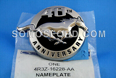 Brand New OEM NAME PLATE 4R3Z-16228-AA |16228|