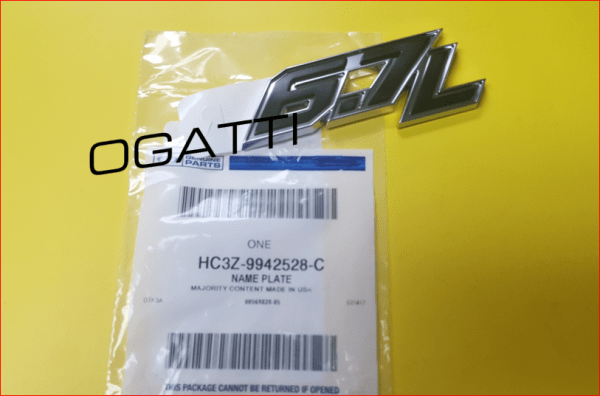 Brand New OEM EMBLEM HC3Z-9942528-C  9942528 