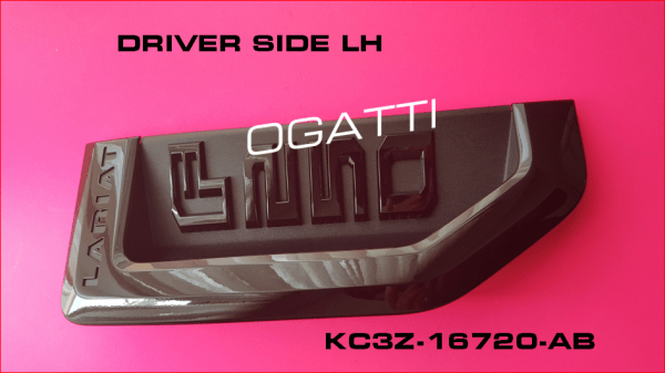 Brand New OEM NAME PLATE KC3Z-16720-AB |16720|