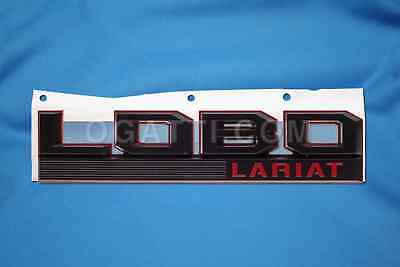 Brand New OEM NAME PLATE GL3Z-16720-H |16720|
