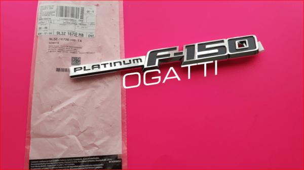 Brand New OEM NAME PLATE 9L3Z-16720-HB |16720|