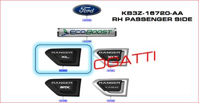 Brand New OEM DECAL – STRIPE KB3Z-16720-AA |16720|