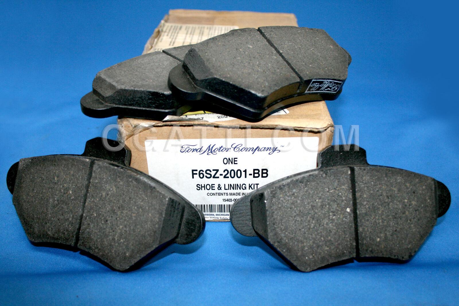 Brand New OEM PAD 2U2Z-2V001-HA |2V001|