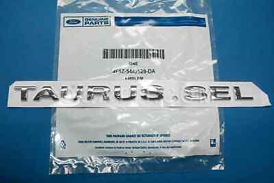 Brand New OEM EMBLEM 4F1Z-5442528-DA |5442528|