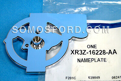 Brand New OEM NAME PLATE XR3Z-16228-AA |16228|