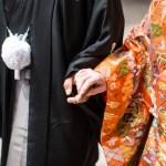 熱田神宮で七五三の15日に結婚式を挙げました