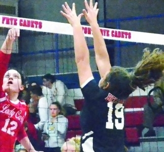 Fort Frye moves on to sectional final; Frontier eliminated ...
