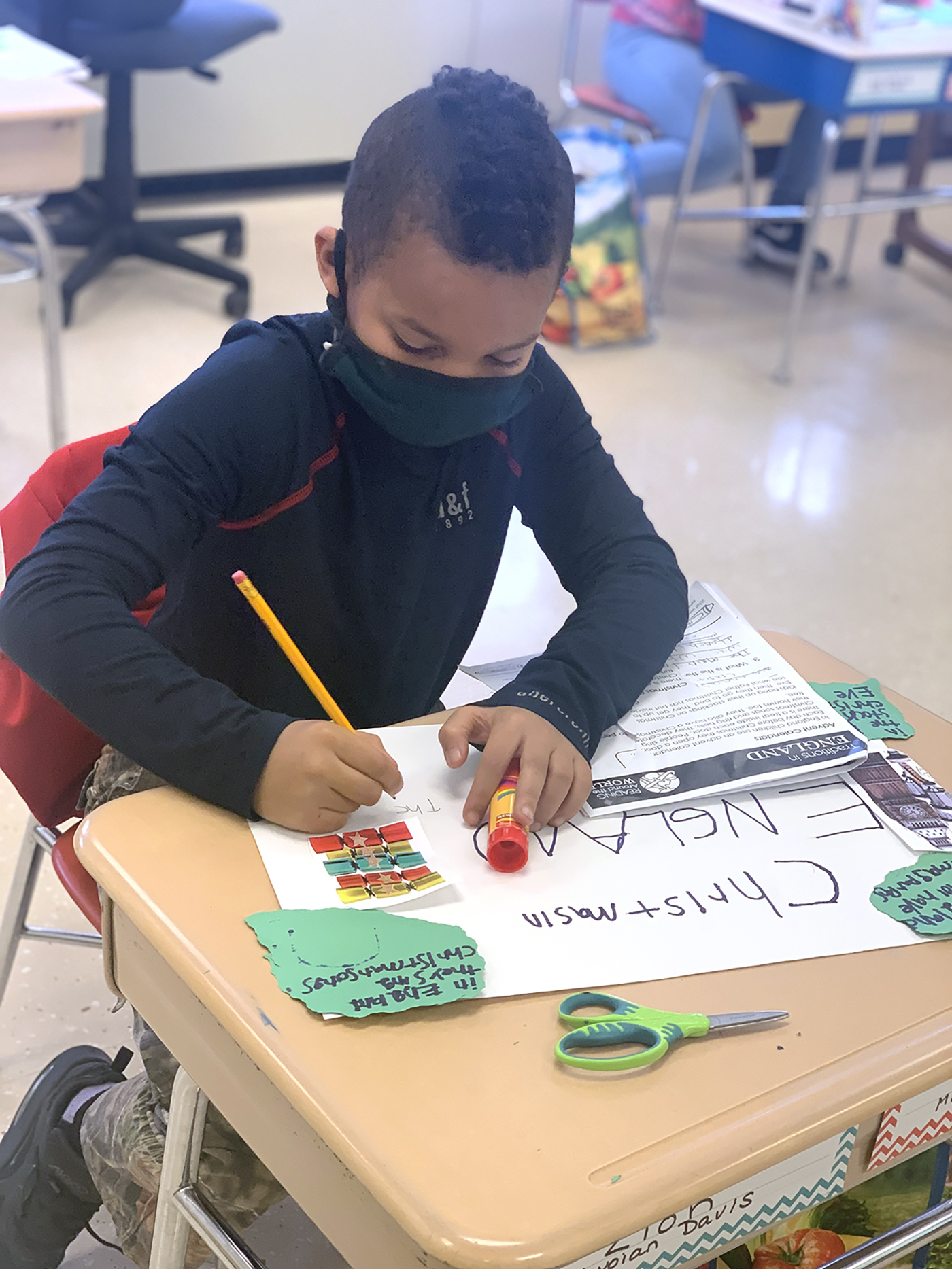 Fourth Graders Learn About Other Holidays
