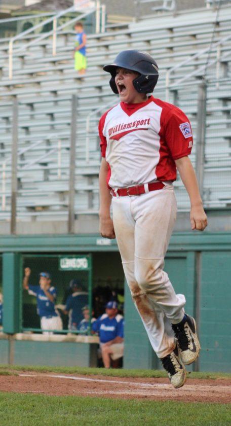 Cara Main Baseball : baseball, Williamsport, Title, Major, Baseball, News,, Sports,, Sun-Gazette