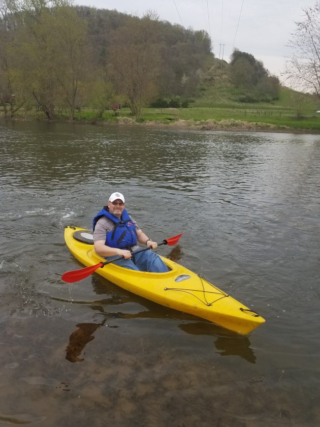 Job Lot Kayak : kayak, Riverkeeper, Brings, Experience,, Passion, News,, Sports,, Williamsport, Sun-Gazette