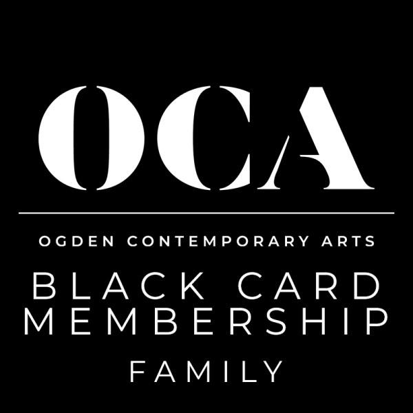 OCA Black Card Family Membership