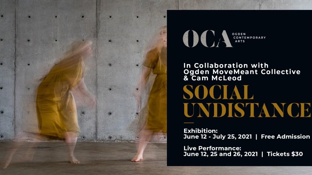 Social Undistance - Event Graphic