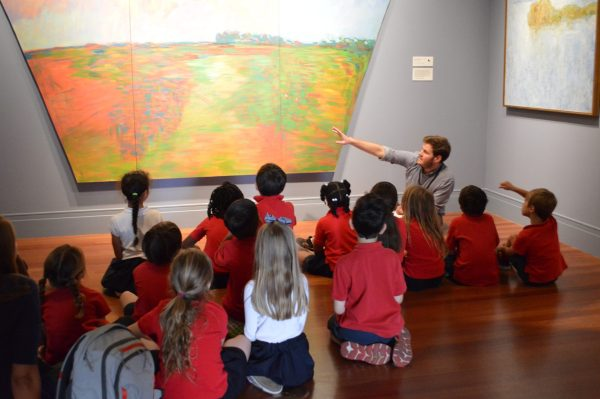 Art Museum Docent Training