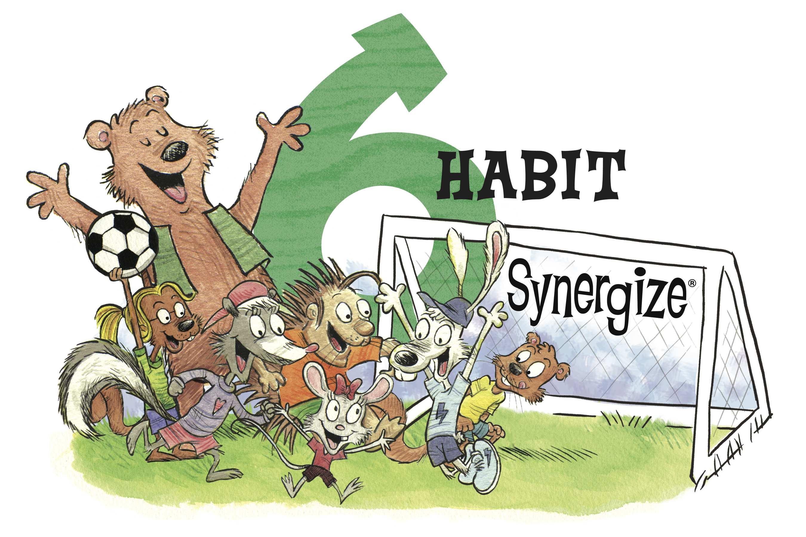 The Seven Habits Habit 6 Synergize Ogden Preparatory Academy