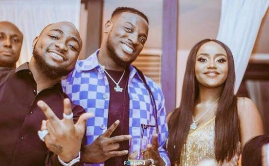 rama as fans found out that Chioma was Peruzzi's side chick