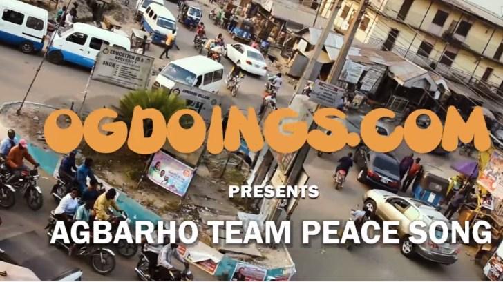 OGdoings Peace Team Song