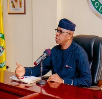 Ogun state government, Prince Dapo Abiodun