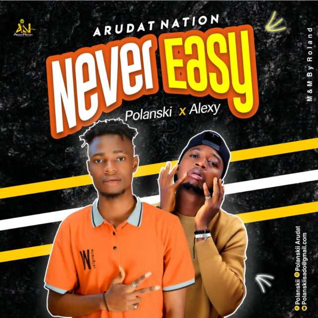 Polanski x Alexy - Never Easy