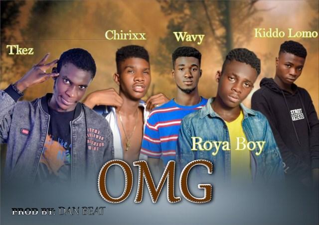 Roya Boy - OMG