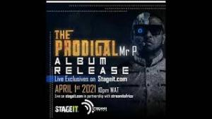 PRODIGAL ALBUM BY MR.P