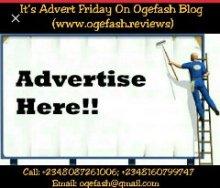 advert friday
