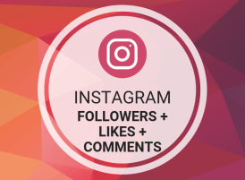 BUY INSTAGRAM LIKES, COMMENTS AND FOLLOWERS
