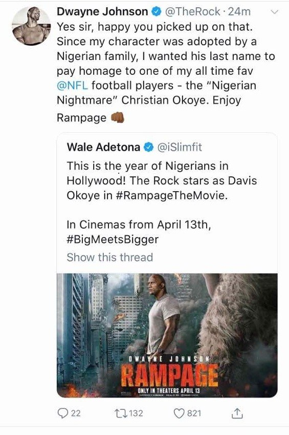 dwayne-johnson-reveals-why-he-used-a-nigerian-name-okoye-in-his-new-movie-rampage-1
