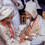 more photos from the traditional wedding of actor gabriel afolayan 1
