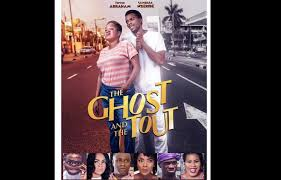 THE GHOST AND THE TOUT BY TOYIN ABRAHAM!