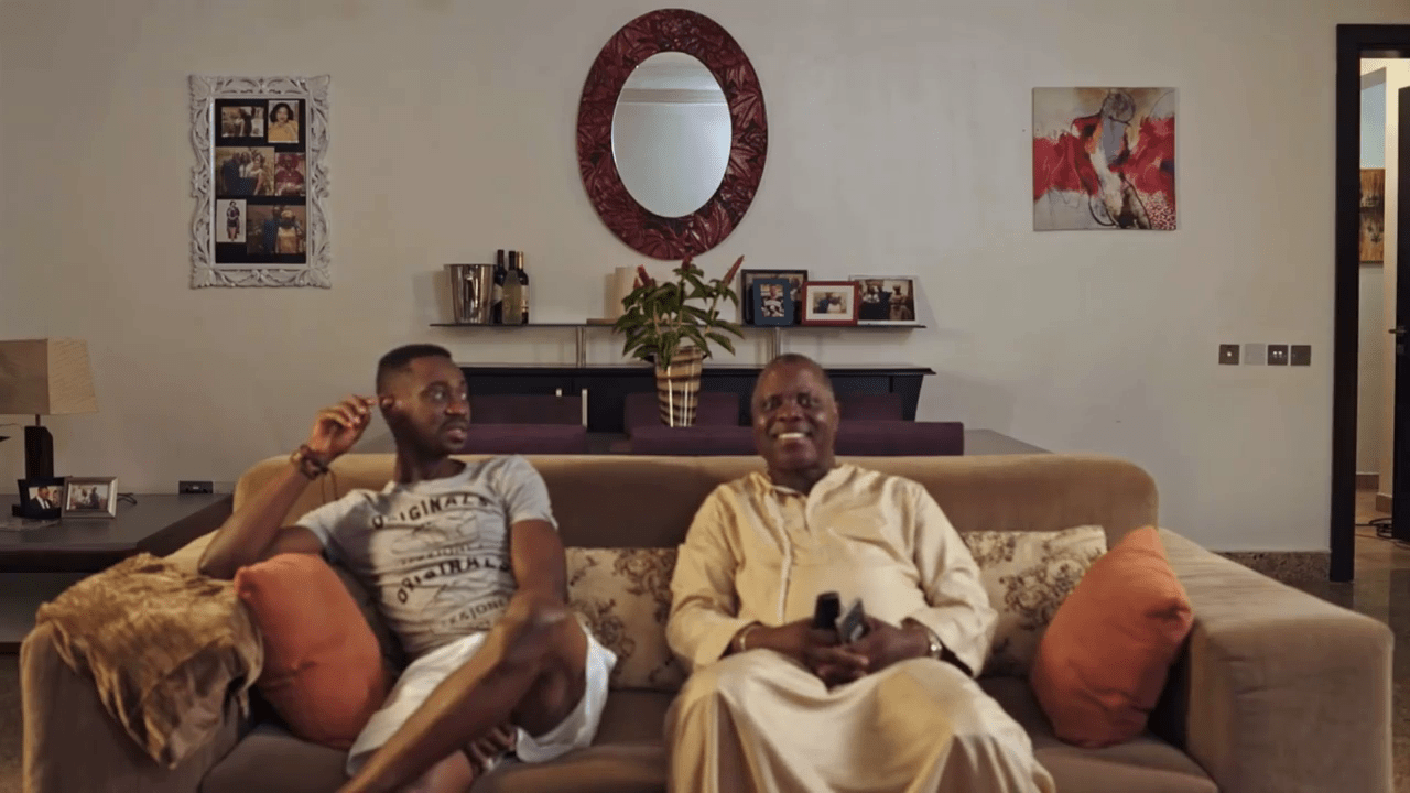 """ADVERT REVIEW: AIRTEL'S """"IN-LAW"""" SERIES…'OH~OH SORRY SEGUN~LOL!'"""