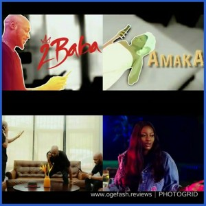 """(+ LYRICS + TRANSLATION) MUSIC REVIEW: AMAKA BY #2BABA FT PERUZZI """"IF YOU ASK ME, I'L SAY 2BABA DISAPPOINTED THIS LADY…!"""""""
